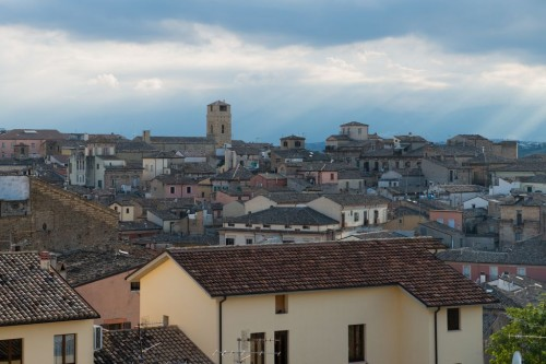 LANCIANO VIEWED FROM ST. GIOVANNI'S BELL TOWER