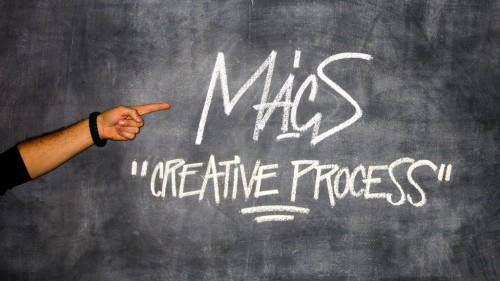 MACS: FILTRO'S FINGER AT THE CREATIVE PROCESS