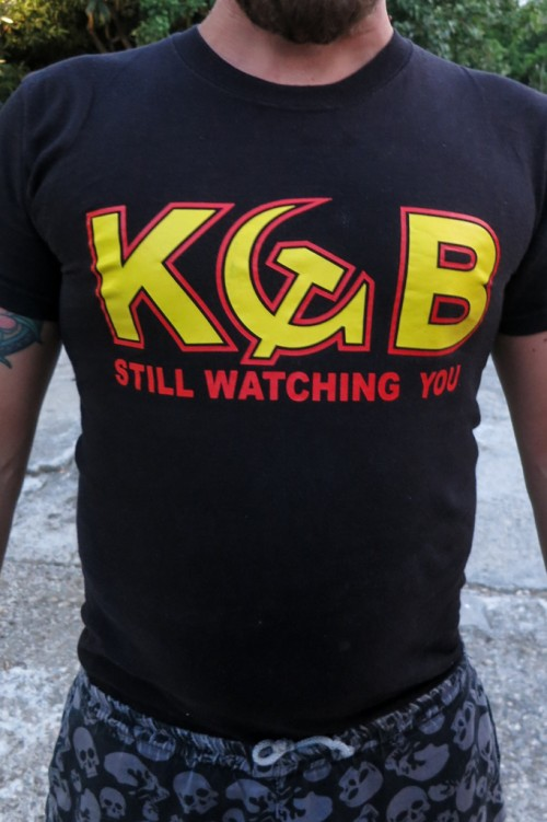 KGB Still Watching You