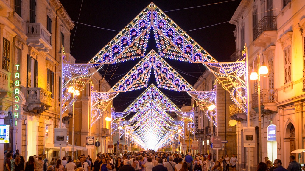 Lights for the celebrations
