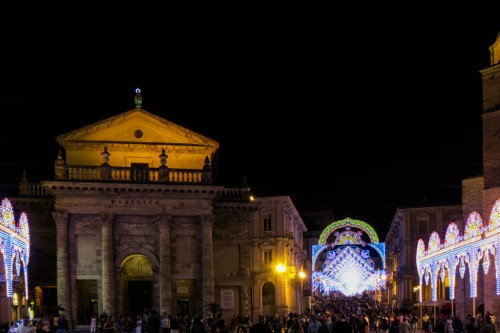 Lights for the celebrations of the Virgin Mary #2