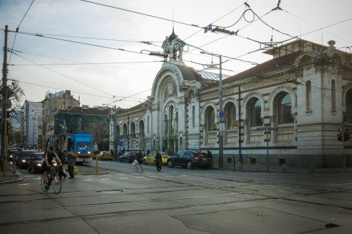 Central Market in Sofia