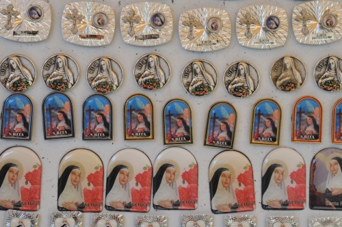 Holy pictures of St. Rita