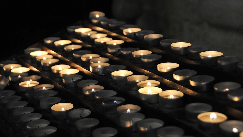 Candles of the Faithful