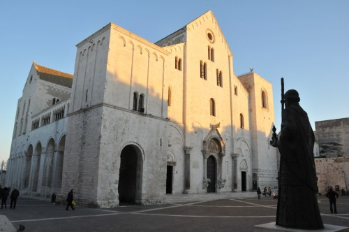 St. Nicholas in Bari and Basilica