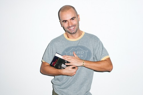 UGO FIORILLO WITH HIS FIRST NOVEL AN HARD WORK :D