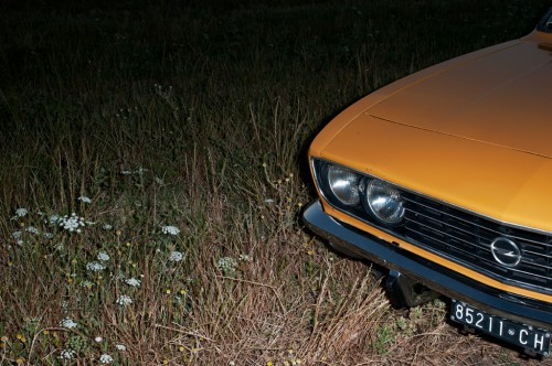 FURTHER PICTURE OF THIS CAR FROM THE SET