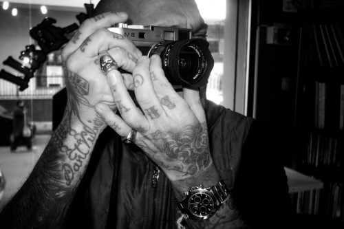 MARCO BIONDI WITH A LEICA M8, LOVE AT FIRST SIGHT