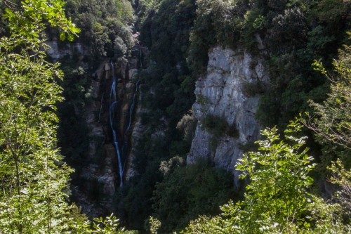 RIO VERDE WATERFALLS IN BORRELLO