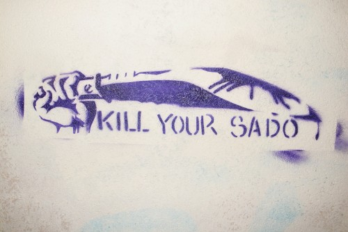 KILL YOUR SADO
