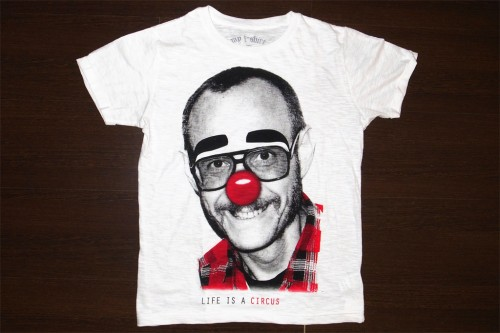 Terry Richardson in Life is a Circus