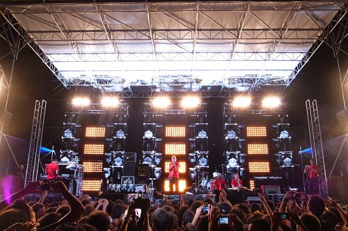 Subsonica live Chieti