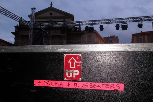 UP G. PALMA & BLUEBEATERS