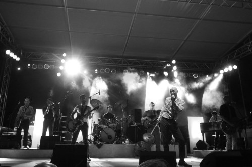 Giuliano Palma & The Bluebeaters live #2