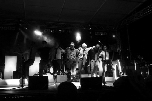 Giuliano Palma & The Bluebeaters live #4