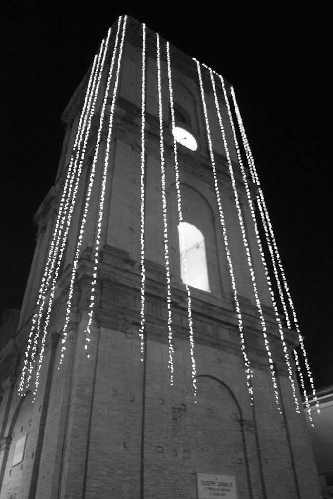 Civic Tower for Christmas