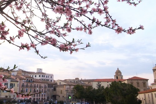 Spring in Lanciano