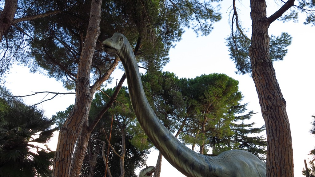 WORLD OF DINOSAURS, CAPRARA D'ABRUZZO #2