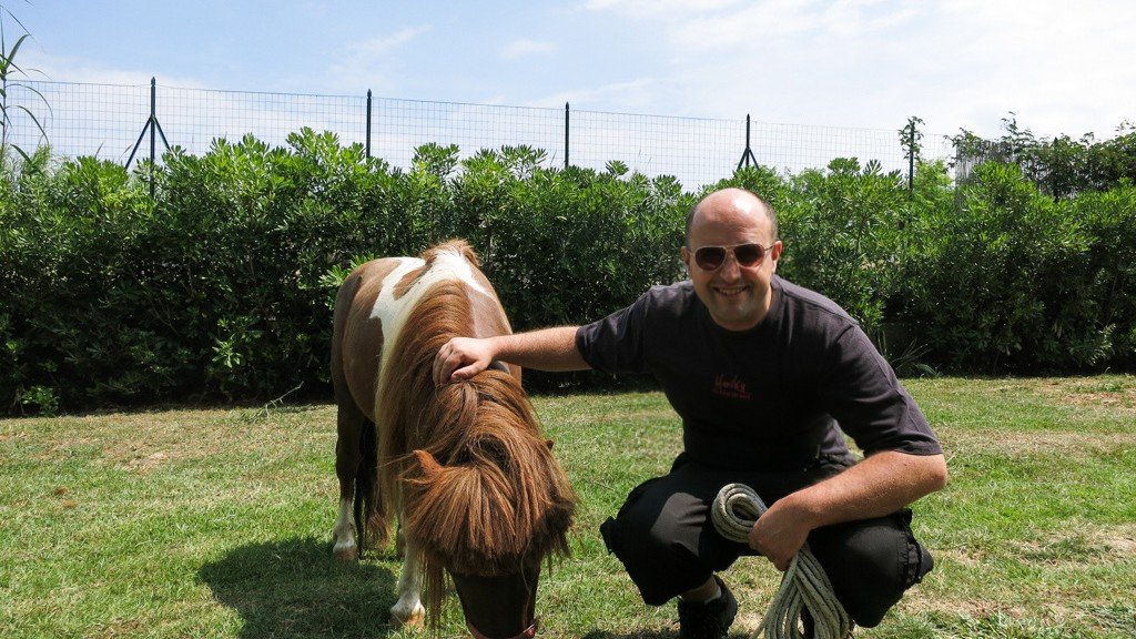 Arturo the pony and me