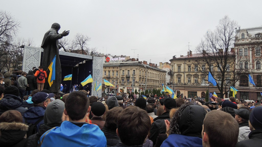 UKRAINIANS FOR EUROPE