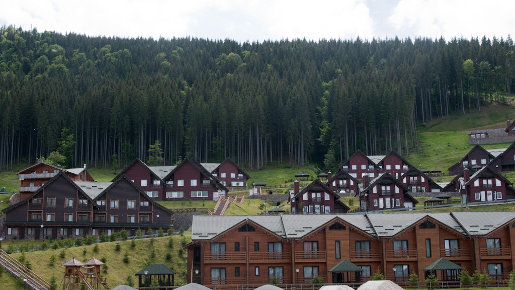 HOUSES FOR TOURISTS IN BUKOVEL