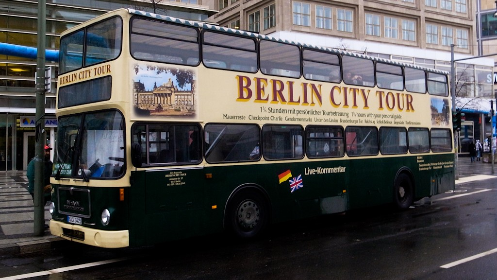 BERLIN CITY TOUR