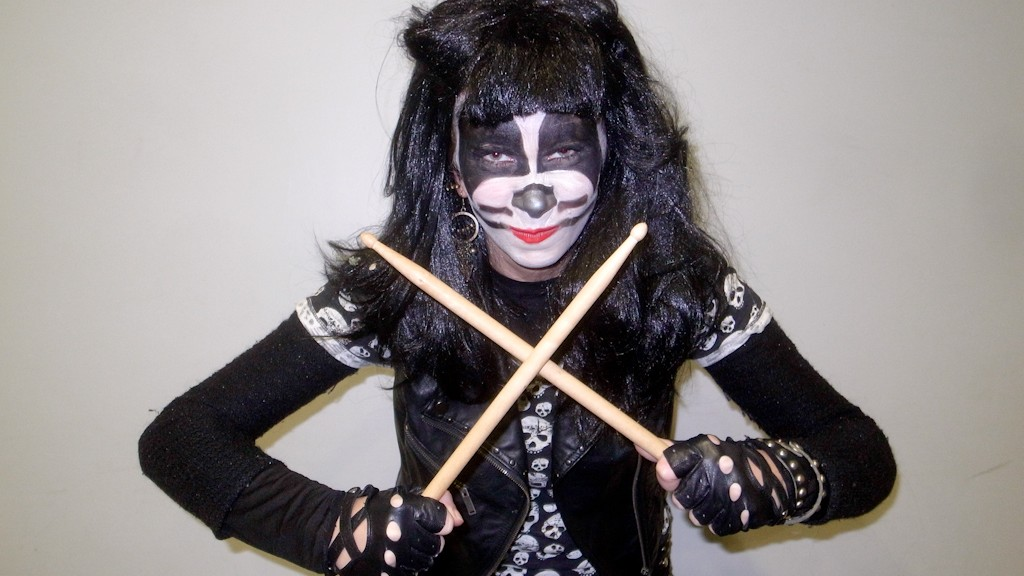 VALERIA AS THE CATMAN