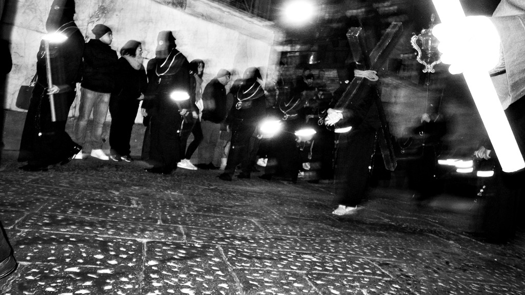 HOLY THURSDAY PROCESSION #8